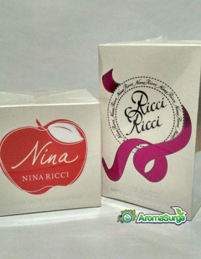 Parfum Import Nina Ricci