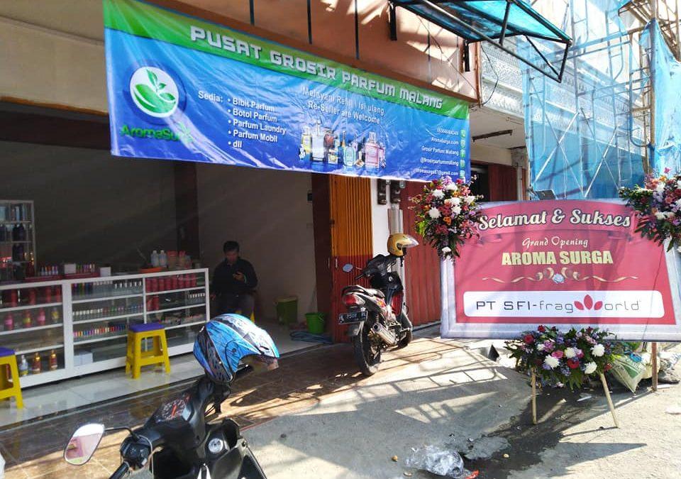 Terbesar & Terlengkap WA 082236910007 Toko Parfum Aroma Surga di Kota Malang Melayani Grosir & Eceran Segala Macam Bibit Parfum
